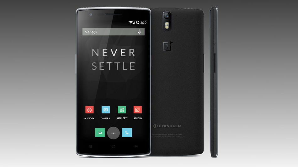OnePlus One Black
