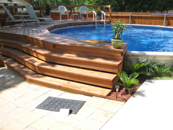 10 Great Reasons To Have An Above Ground Pool