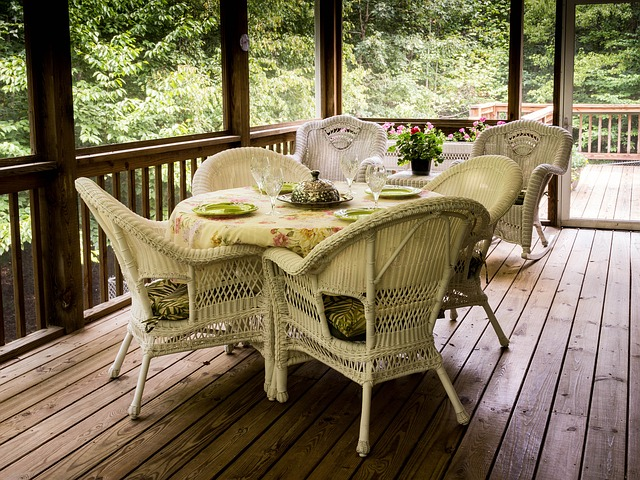 The Top Improvements For The Deck This Spring