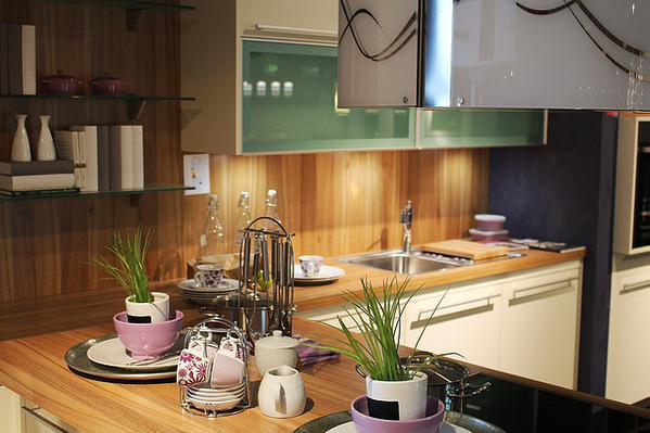 How To Create A Magical Garden Kitchen