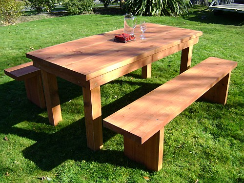Create A Stylish Garden This Summer With Oak Furniture