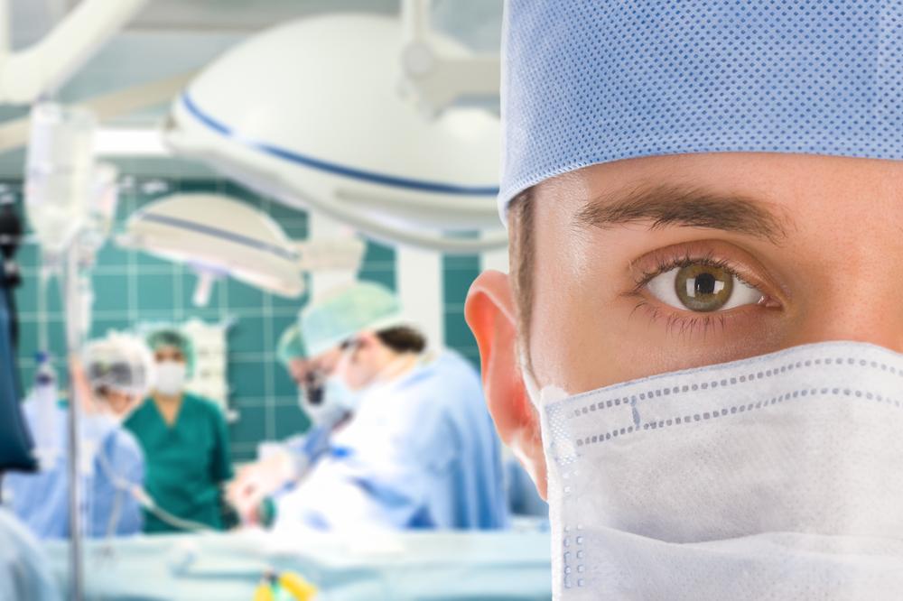 Eye surgeons