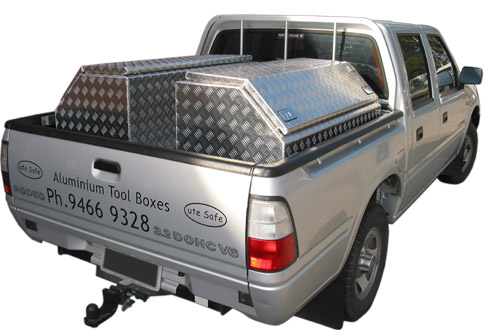 Choosing The Right Ute Tool Boxes