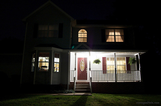 Boost Your Curb Appeal With Out Door Lighting