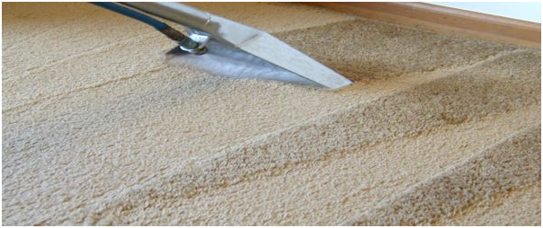 Top 4 Methods of Carpet Cleaning Used By Professionals