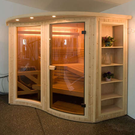 High Quality Sauna and Steam Products At Affordable Cost