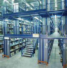 The Advantages Of Using Steel Shelving In Warehouses