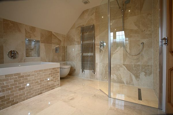 Step By Step Guide To Building A Wet Room