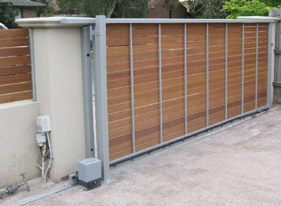 Top Features and Benefits Of Automated Sliding Gates