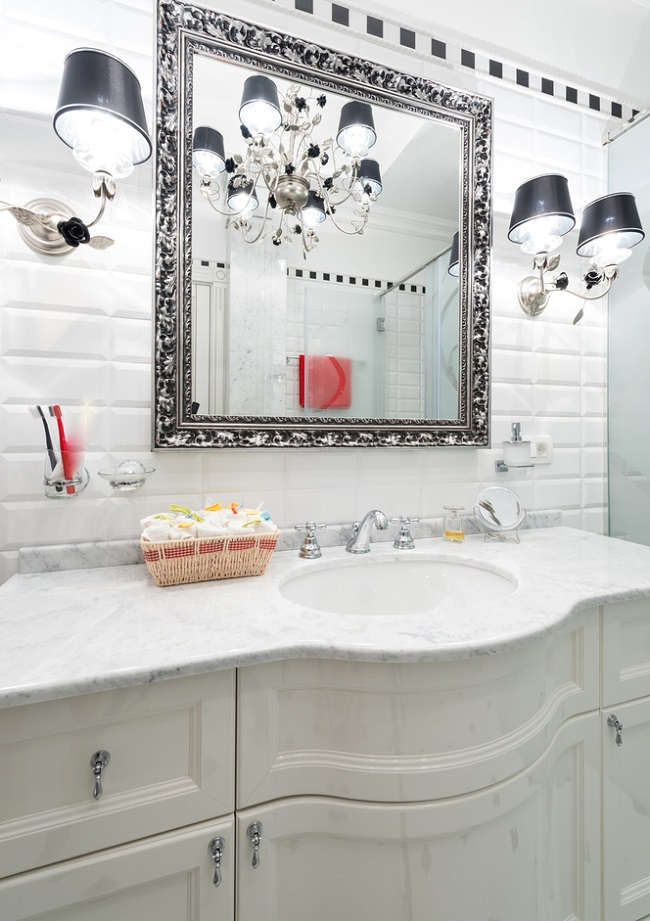 Customize Own Designs For Your Bathroom With Attractive Vanities