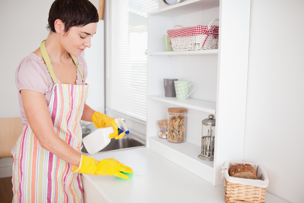 Getting Your House Cleaning Under Way