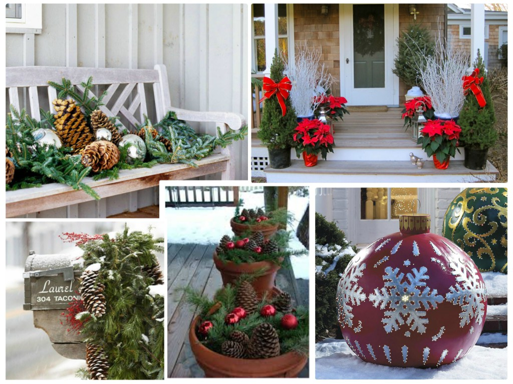 Christmas Decoration Ideas For Your Garden