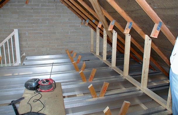 Installing Loft Conversions