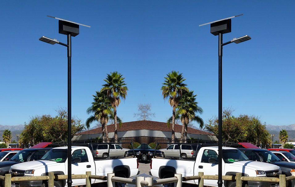 Spending In Solar Lights For Parking Lots- Smart Investment