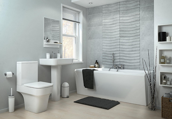 Time To Replace Your Bathroom