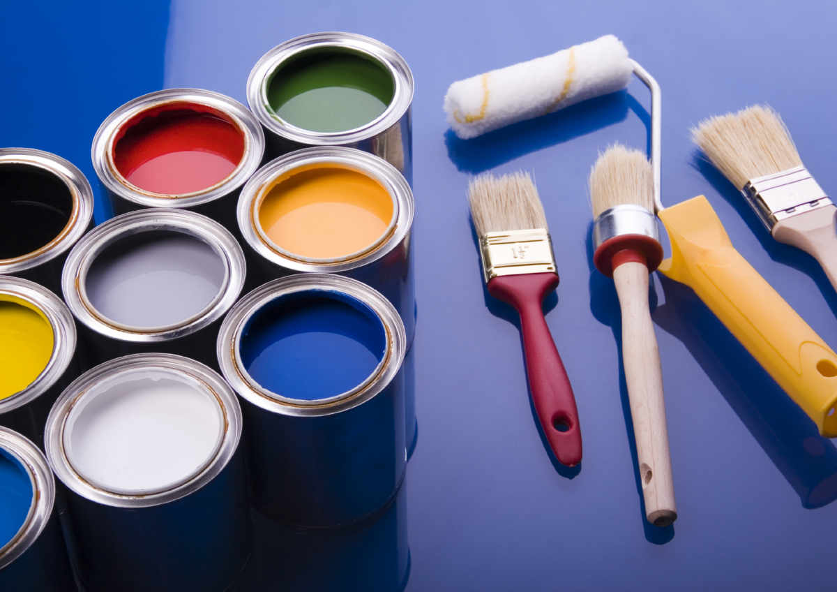 paint-colours-paint-cans-paint-brushes