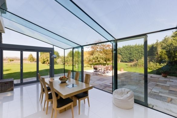 What Is The Best Glass For A Conservatory
