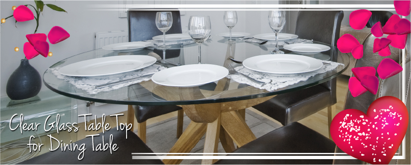Brighten Your Living Rooms With Great Looking Glass Tables!