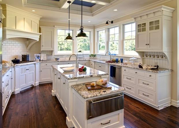 Kitchen Improvement Journey With Hardwood Flooring