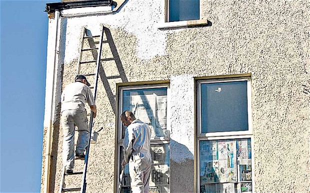 Protect Your House and Exterior by Choosing Water Proofing