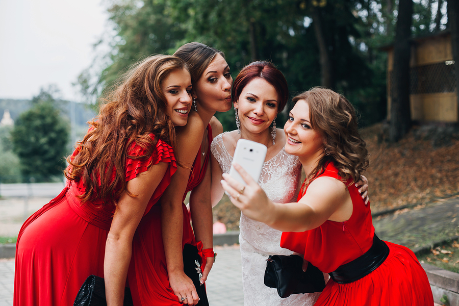 Autumn Bridesmaids Dresses