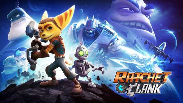 Ratchet & Clank | homerproject.org