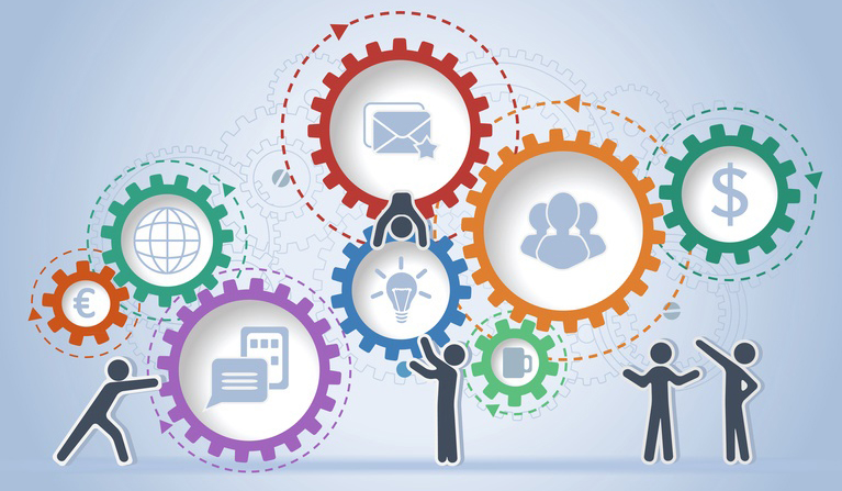 Innovative Processes of Bpm'online for Financial Organizations