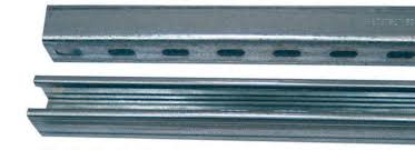 Steel Slotted Channels