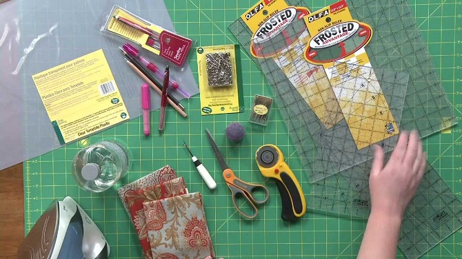 quiliting tips