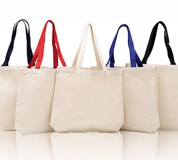 The Ecological Benefits Of Canvas Shopping Bags