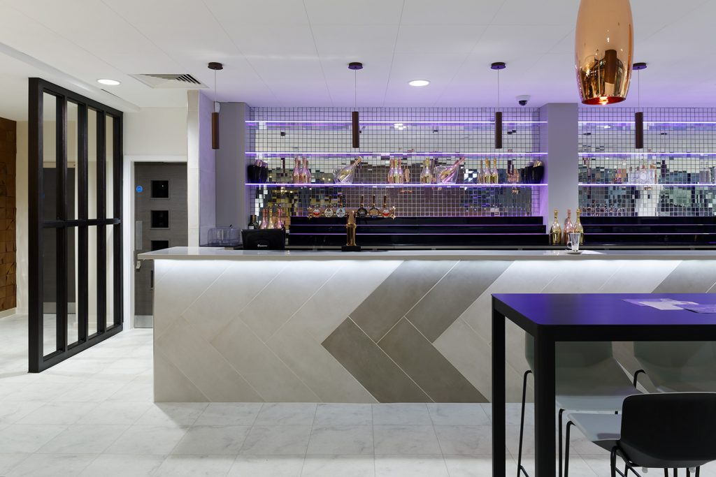 Different Bar Interior Design Features