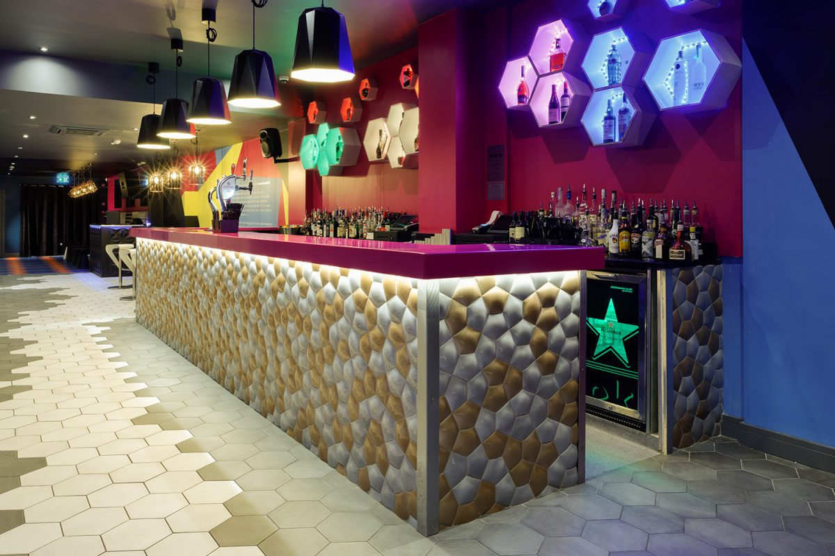 bar interior design