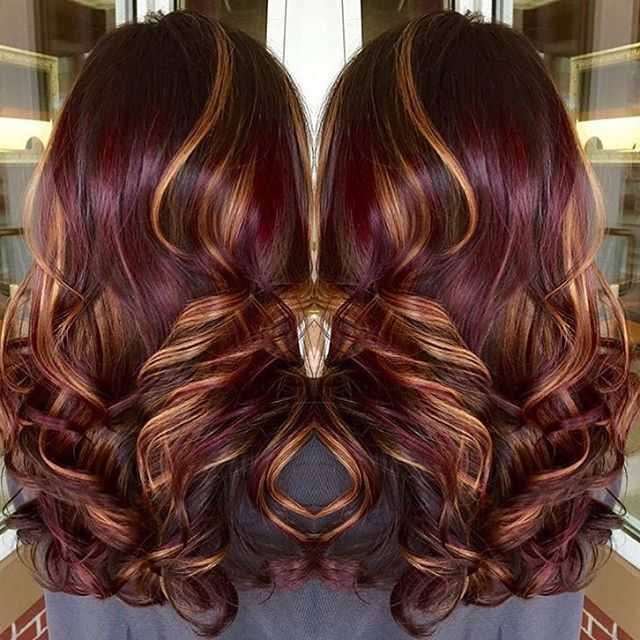 4 Wintery Hair Color Ideas To Get You Noticed This Holiday Season