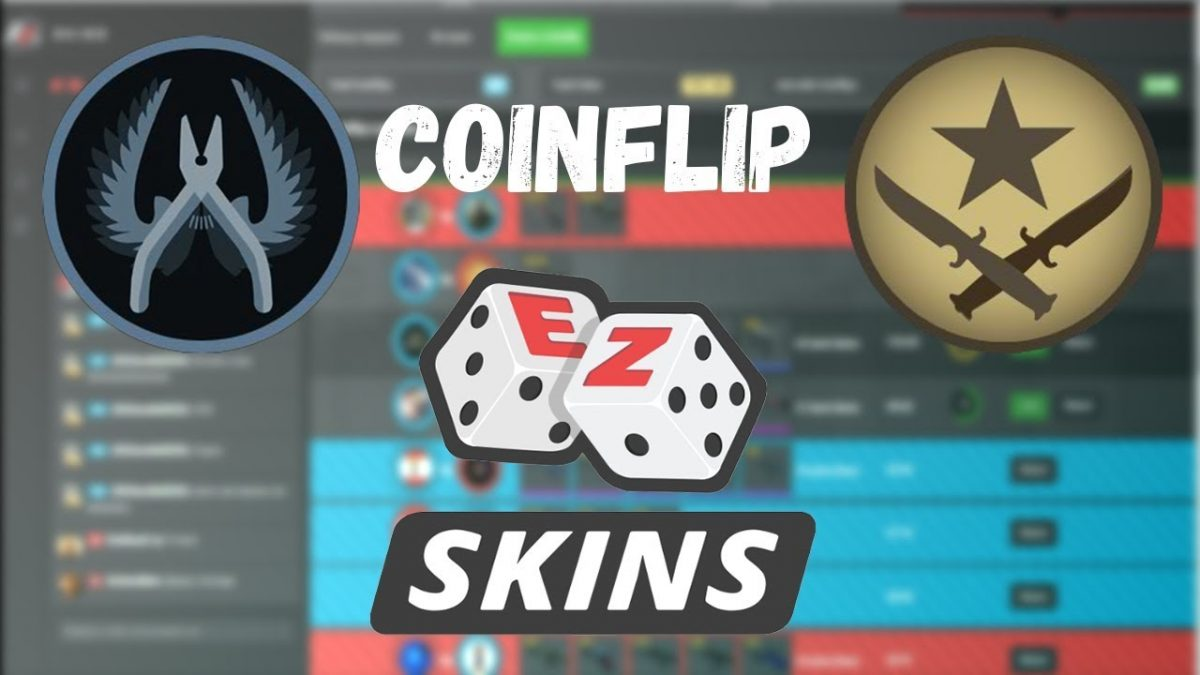 Win All The Skins One Could Want With CSGO Coinflip Games