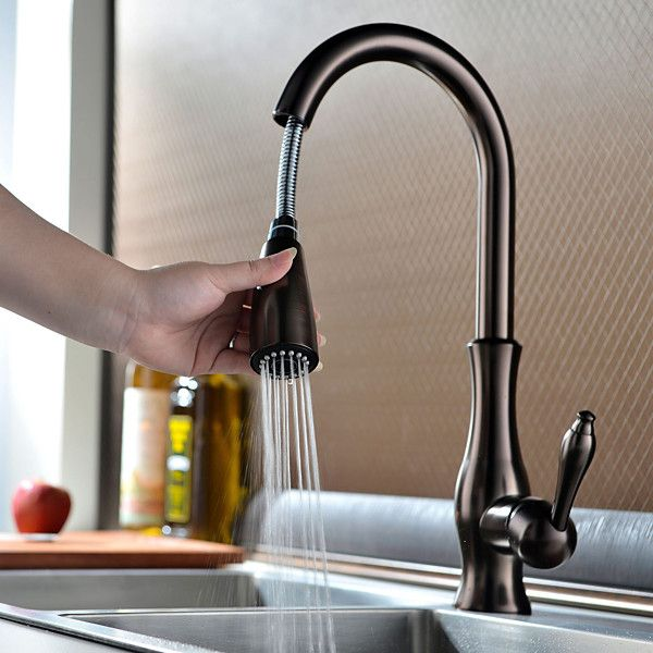 Use Of One Hole Kitchen Faucets Can Be A Good Choice