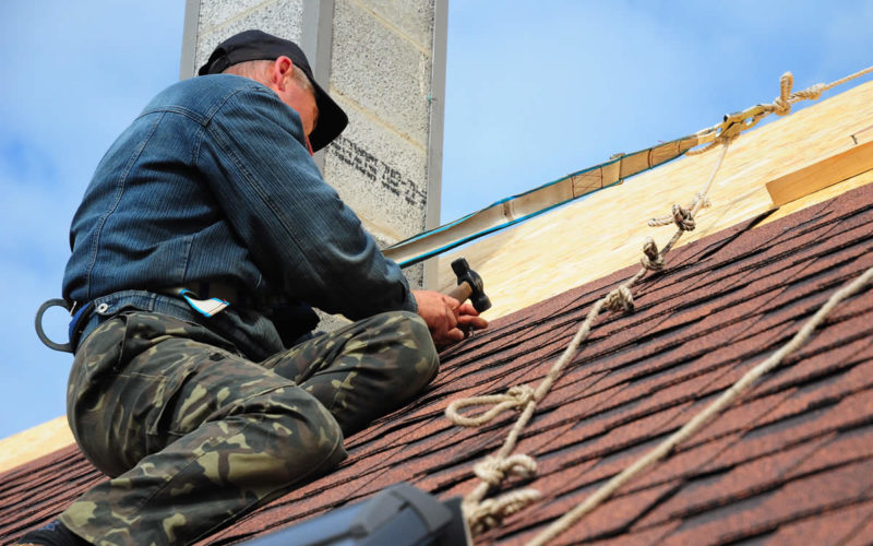 Need Best Roofing Contractors In Livingston County Michigan After A Hail Storm