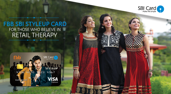 SBI fbb Styleup Card Makes your shopping Experience Even Better