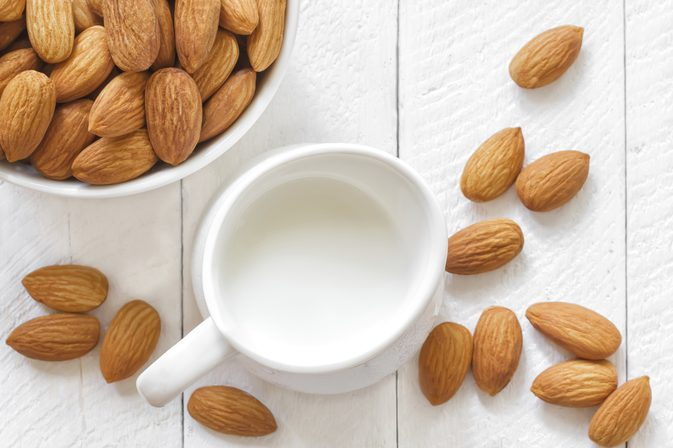 How To Substitute Almond Milk For Baking