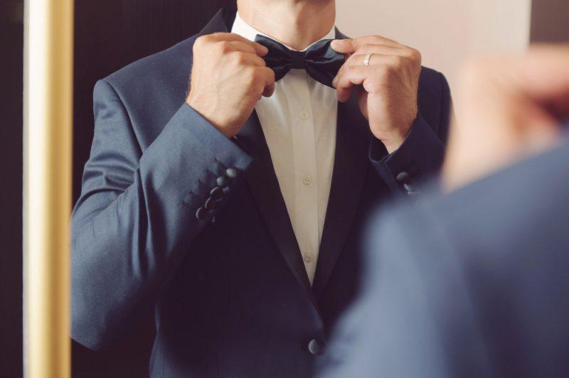 Organizing A Black Tie Event