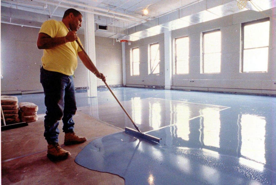 Types Of Epoxy Floor Coating For Your Garage
