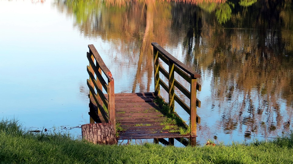 Using Eco-Friendly Plastic For Pond Protection