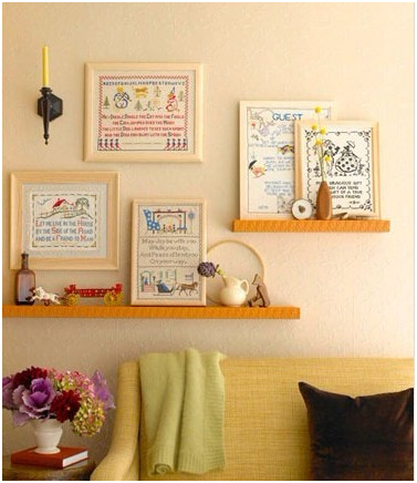 DIY Wall Storage Ideas To Expand Your House Easily