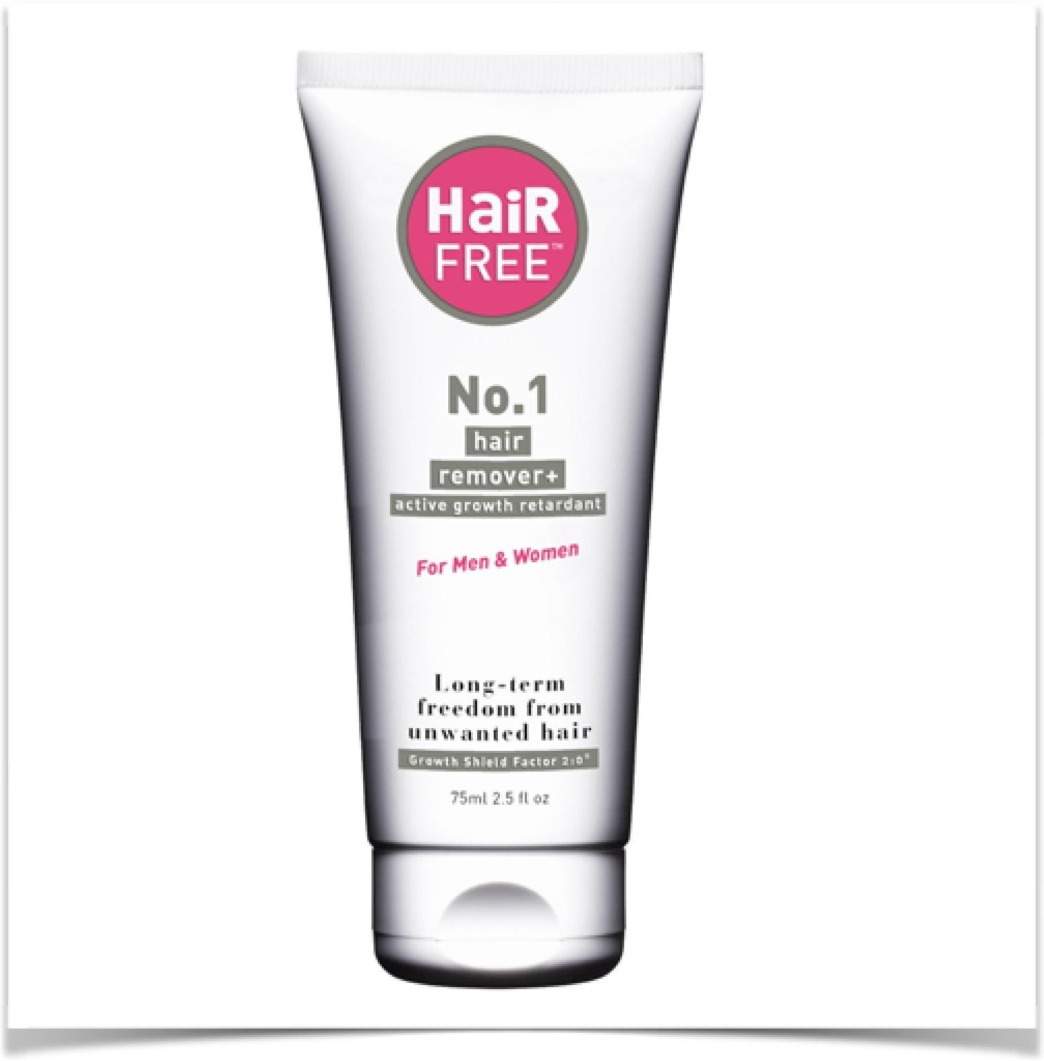 Permanent Hairremoval With Hairfree No 1