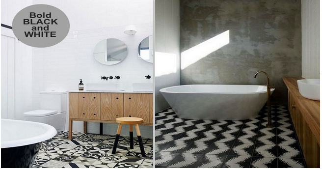 Patterned Tiles: A Modern Mosaic