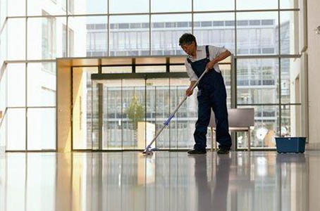 How To Assuring The Health Of Employees With Office Cleaning?