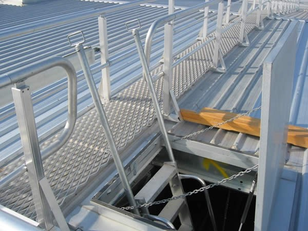 Know Why ALACO Is Best For Roof Access Ladder