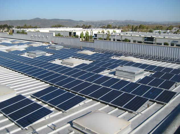 The Exponential Benefits Of Using Commercial Solar Power