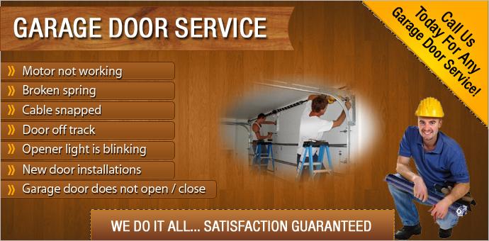 Garage Door Performance And Choosing The Best Service For