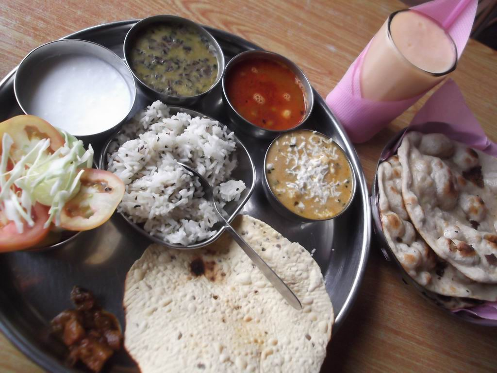 Vegetarian Dishes Of Uttarakhand