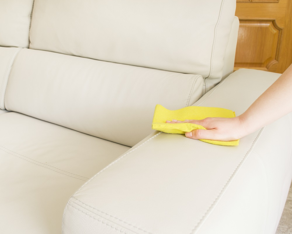 The Right Way to Clean and Restore Leather Furniture